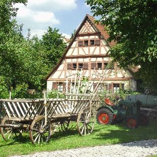 Bauernhausmuseum Ödenwaldstetten