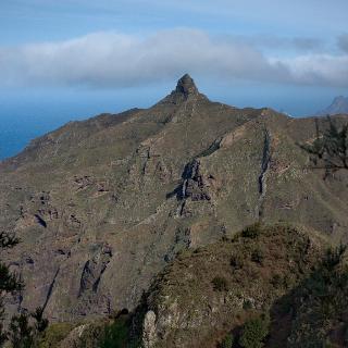 Roque de Taborno, das sog.