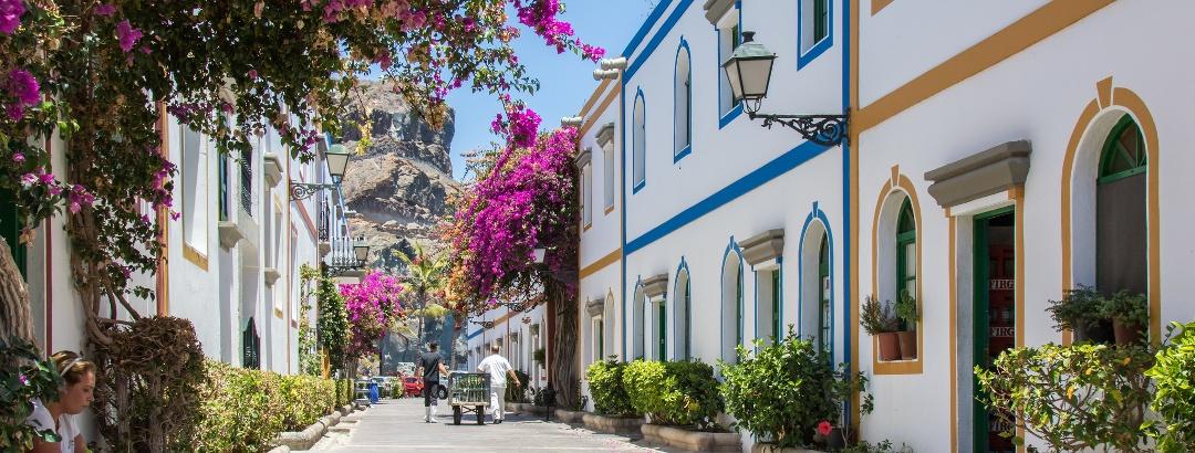 Mogán Gran Canaria