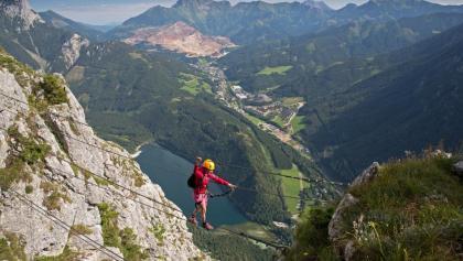 Klettersteig Eisenerz : Die schönsten klettersteige in eisenerz