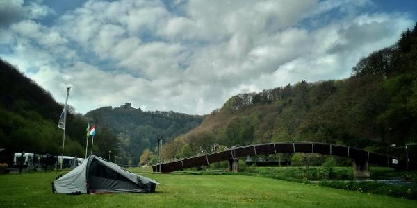Lipperscheid, camping du Moulin