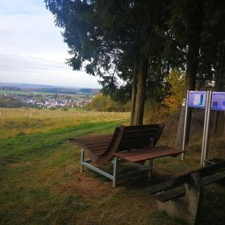 Gilgesloch mit Rastplatz/Atmosphäre