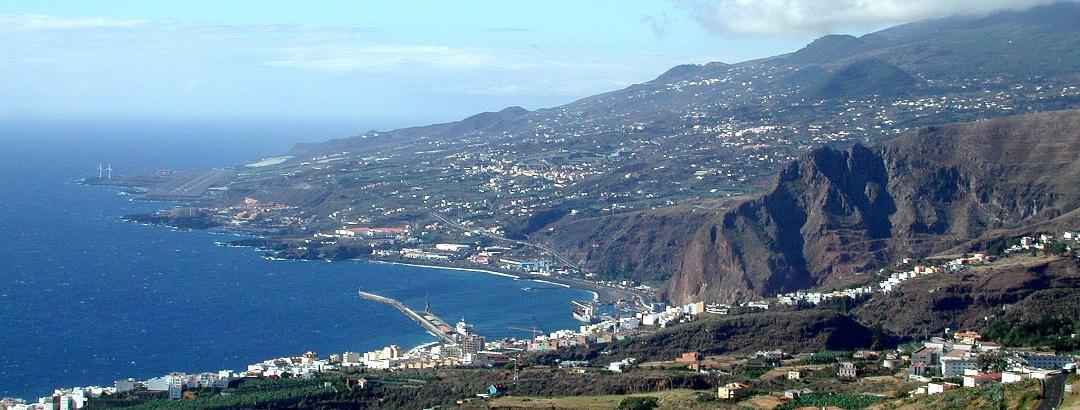 Ausblick auf Santa Cruz