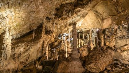 Baumannshöhle - Säulenhalle