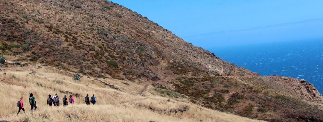 Teno-Gebirge Landschaft