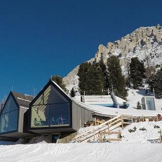 Rifugio Oberholz 2096 m