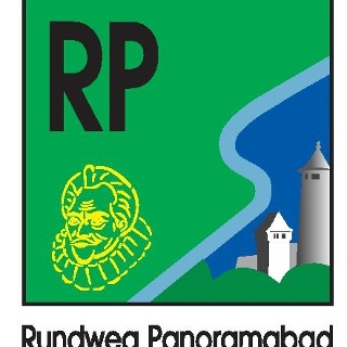 Wanderwege-Logo Rundweg Panoramabad