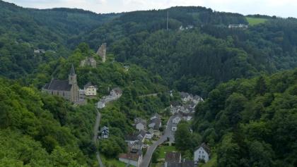 Aussicht auf Isenburg