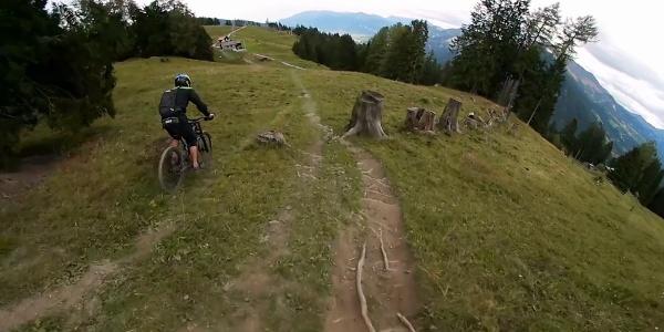 360° AlpenRide: Alpenbikepark Chur