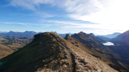 Bergtour: Sentiero Attrezzato delle Creste