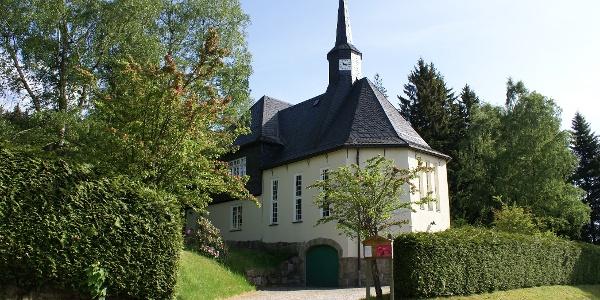 Paul-Gerhardt-Kirche Schnarrtanne