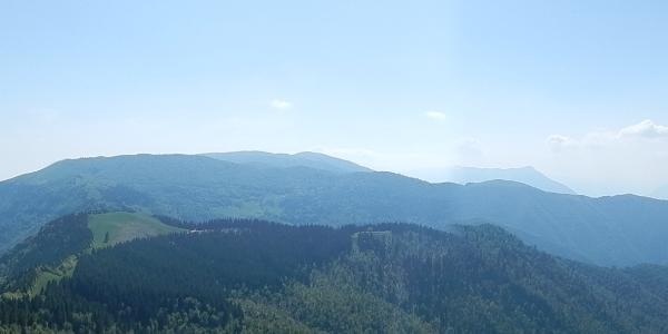 Panorama da Malga Canìdi