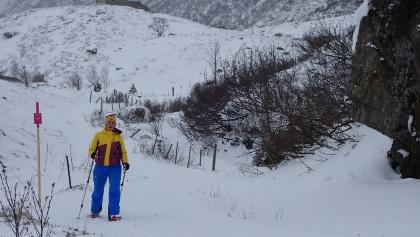 Schneeschuhtrail Andermatt