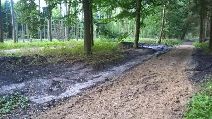 Reitweg Sandmoorweg