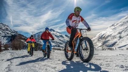 FatBike Trail Andermatt Runde