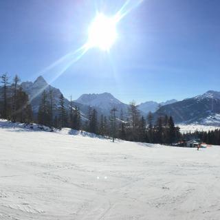 Panorama von der Gamsalm aus