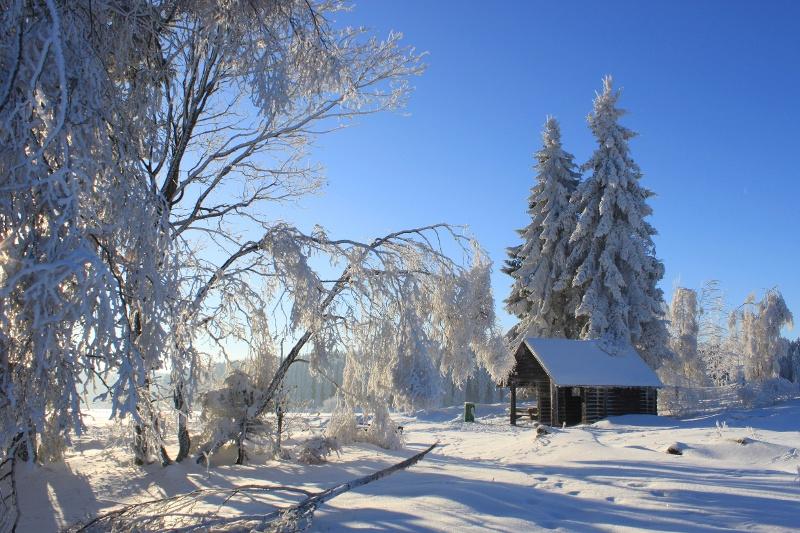 Kurze winterwanderung vom skigebiet olpe fahlenscheid sauerland - Winterliche bilder kostenlos ...