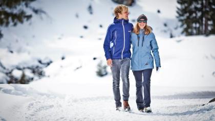 Winterwandern in Saalbach (c) Mirja Geh