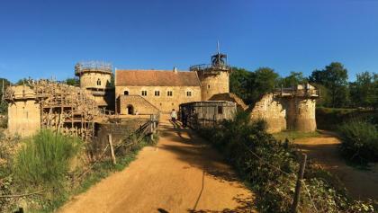 Burg von Guédelon
