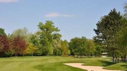 Golfplatz Golf du Rhin