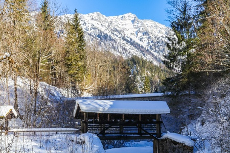 Winter in den Ybbstaler Alpen