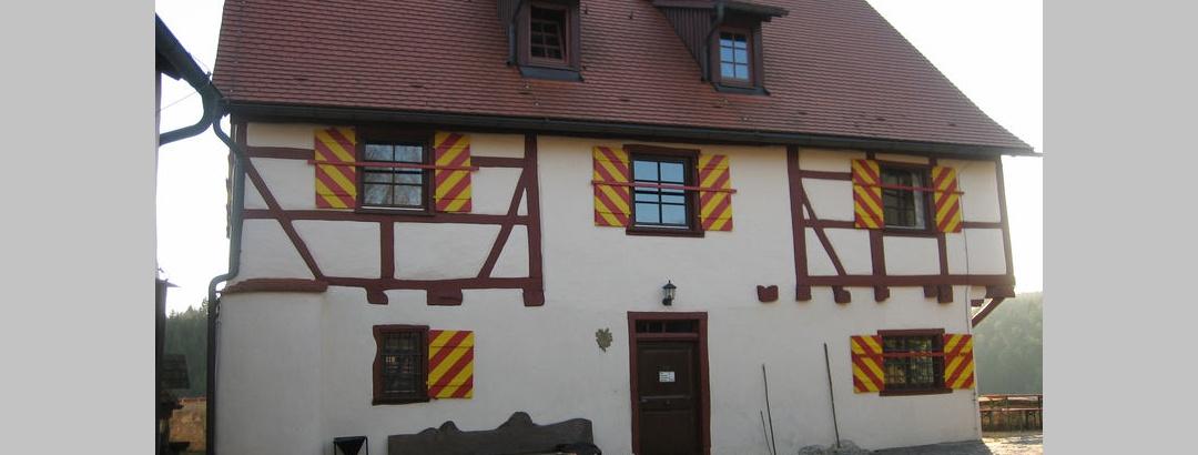 Wanderheim Burg Derneck