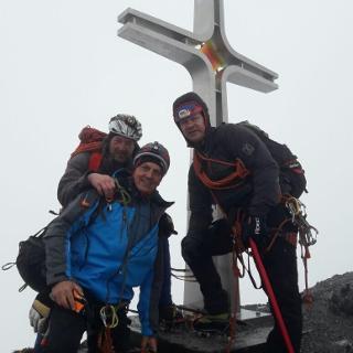 Ortler Gipfel