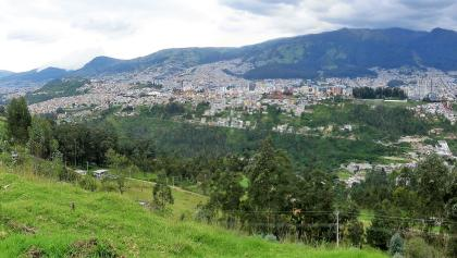 Quito vom Lumbisi