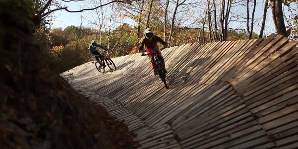 Bike park Klanac