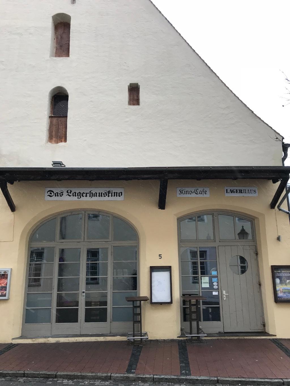 Lagerhauskino in der Karmeliterstraße in Schongau (Andreas Klausmann)