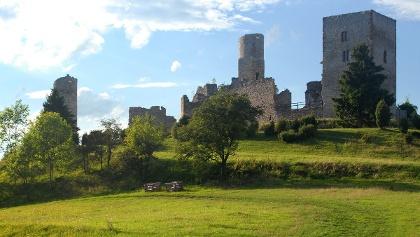 Ruine Brandenburg bei Lauchröden