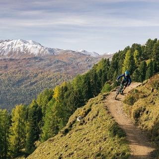 Flow Trail Alp da Munt