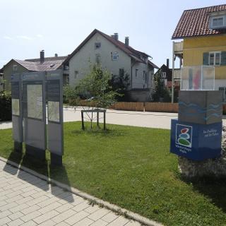 Start- und Willkommensplatz Lindenberg