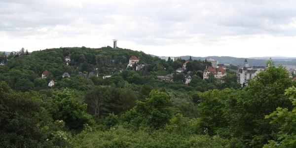 Ausblick vom Birkenhübel