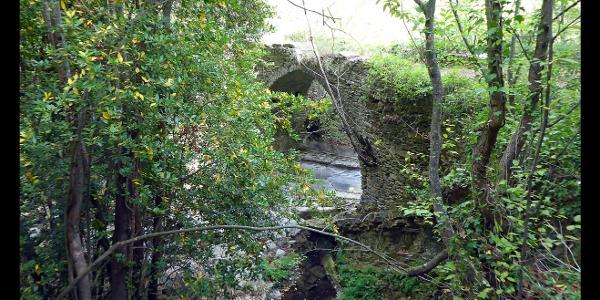 Ponte Martelli zwischen Santa Brigida und Pietrabruna