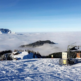 Skitour Rossfeld