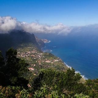 Aussichtspunkt bei Cabanas Village