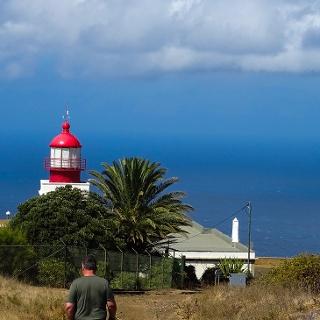 Leuchtturm von Ponta do Pargo