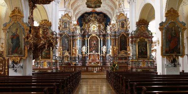 Kirche zu Lauda
