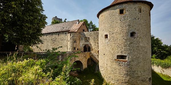Burg Neuhaus in Igersheim