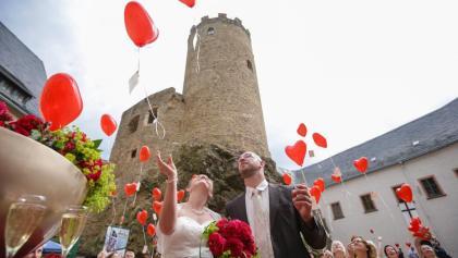 Heiraten auf der Burg Scharfenstein