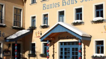 Hotel Erbgericht - Buntes Haus