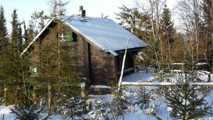 Im Winter ganz nah am Skigebiet