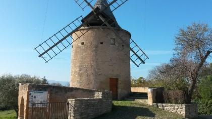 The Moulin de Jerusalem