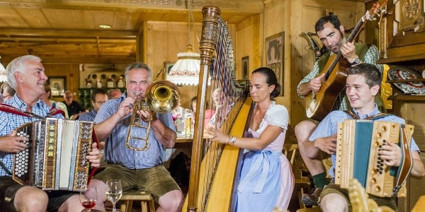 Gasthof Löwen Tschagguns_Hausmusik