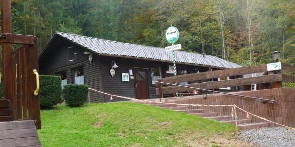 PWV-Hütte vorm Selberg