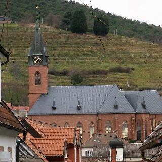Kirche St Martin in St. Martin