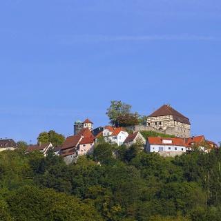 Burg Maienfels - Wüstenrot