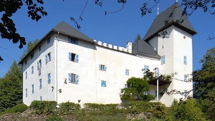 Schloss Drasing, Südwestansicht
