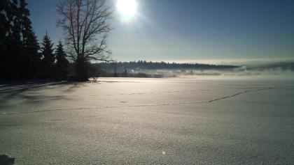 Winterlandschaft Seewald-Besenfeld